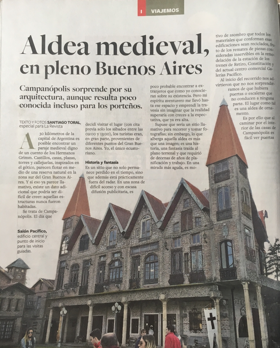 Mi Crónica De Viaje En La Revista De El Universo Escribir Con Saudade
